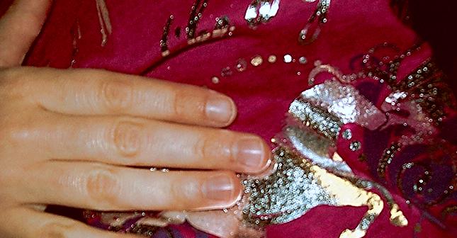 silver-foil